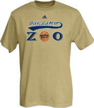2008 Oakland Zoo shirt