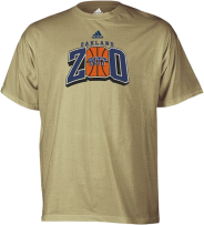 2009 Oakland Zoo shirt