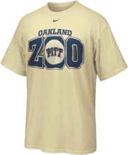 Buy the 2010 Oakland Zoo shirt!