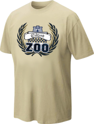 Buy the 2012 Oakland Zoo shirt!